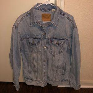 Levi's Oversized Jean Jacket